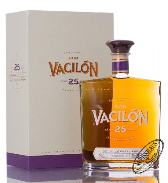Ron Vacilon Anejo Gran Reserva 25 YO Rum 40% vol. 0,70l
