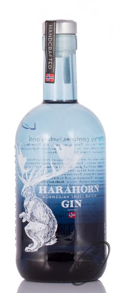 Harahorn Norwegian Gin 46% vol. 0,50l