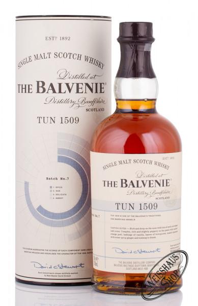 The Balvenie Tun 1509 Batch No. 7 Whisky 52,4% vol. 0,70l