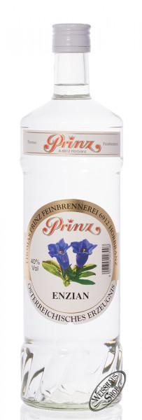 Prinz Enzian Schnaps 40% vol. 1,0l