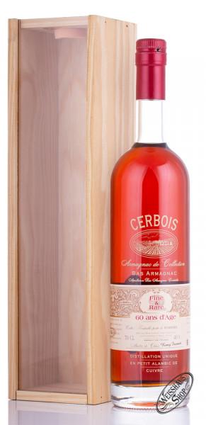 Cerbois 60 YO Bas Armagnac 40% vol. 0,70l