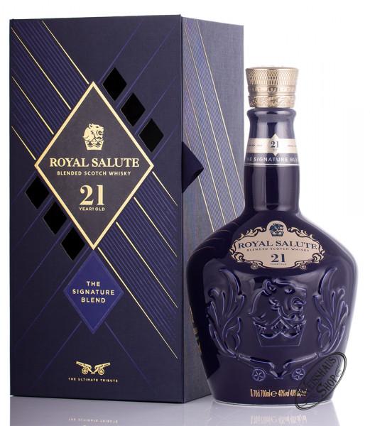 Chivas Regal Royal Salute 21 YO Whisky 40% vol. 0,70l