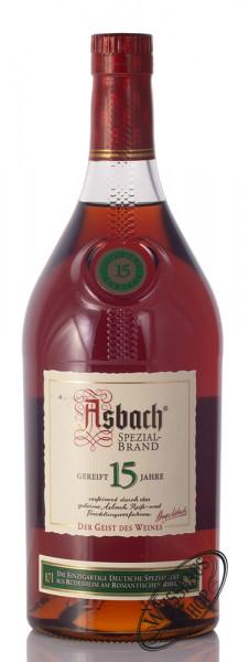 Asbach 15 YO Spezialbrand 40% vol. 0,70l