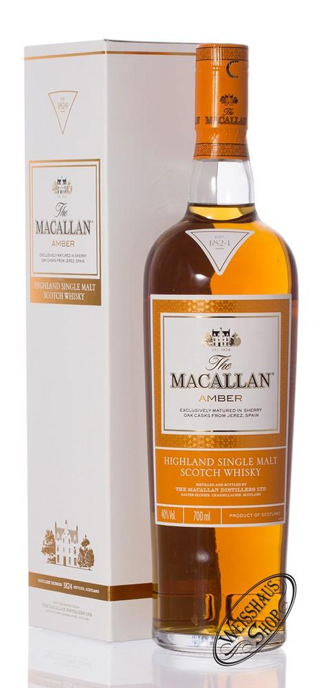 Macallan Amber 40% vol. 0,70l