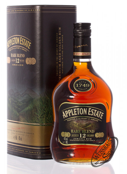 Appleton Estate 12 YO Jamaica Rum 43% vol. 0,70l