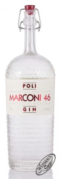 Poli Marconi 46 Dry Gin 46% vol. 0,70l