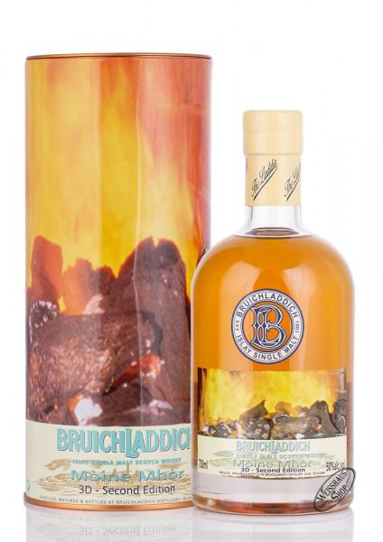 Bruichladdich Moine Mhor 3D 2nd Edition Islay Whisky 50% vol. 0,70l