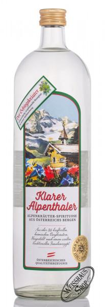 Prinz Klarer Alpenthaler Gebirgskräuter 38% vol. 1,0l