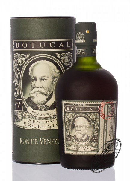 Botucal Reserva Exclusiva Rum 40% vol. 0,70l Giftbox