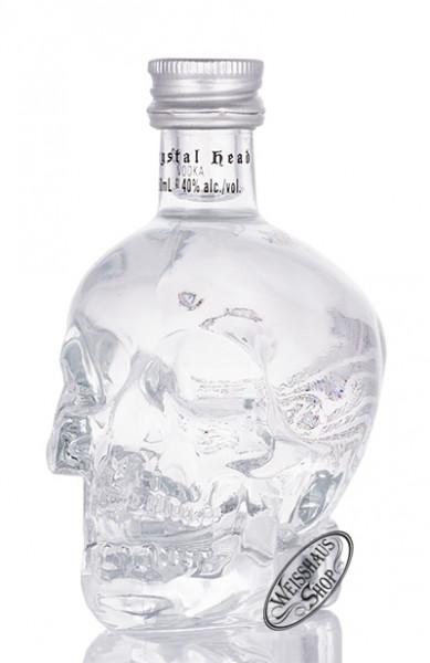 Crystal Head Vodka Miniatur 40% vol. 0,05l