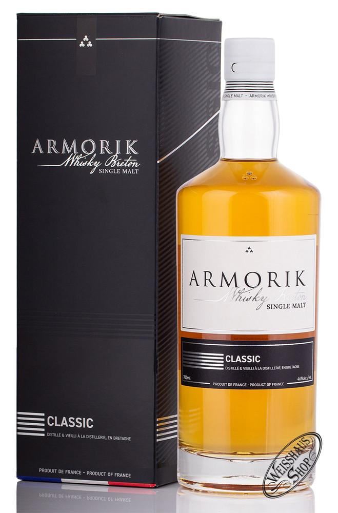 Distillery Warenghem Armorik Classic Single Malt Whisky 46% vol. 0,70l