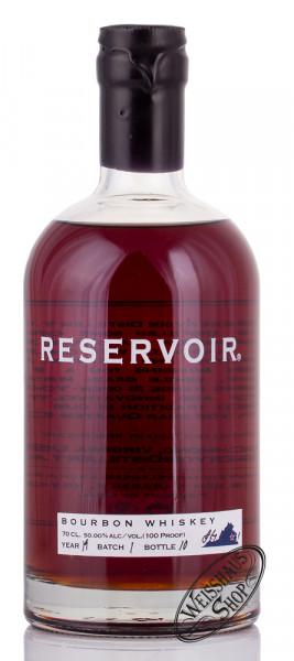 Reservoir Bourbon Whiskey 50% vol. 0,70l