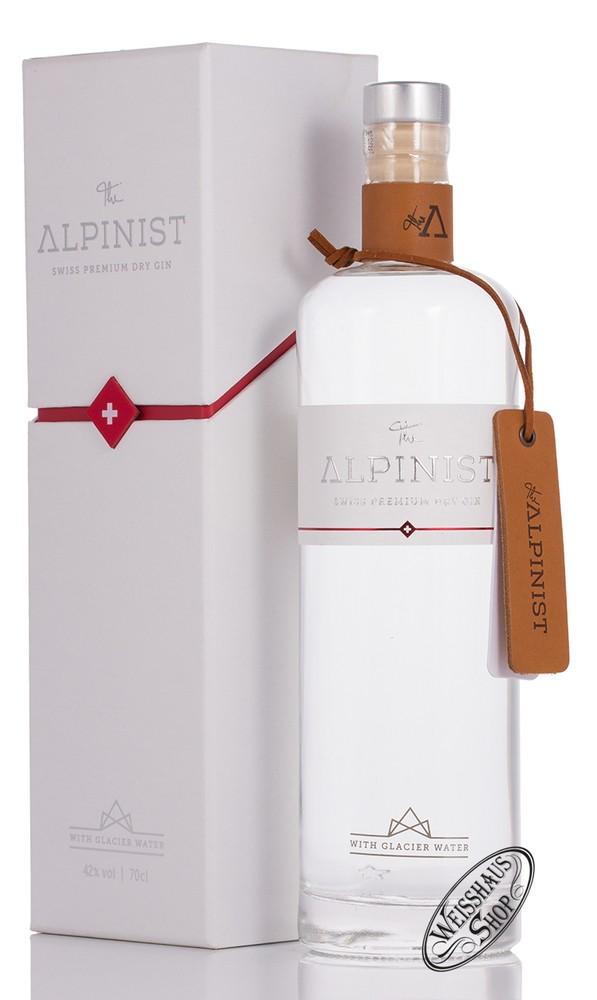 The Alpinist AG The Alpinist Swiss Premium Gin 42% vol. 0,70l