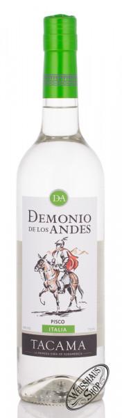 Demonio de los Andes Pisco Italia 40% vol. 0,70l