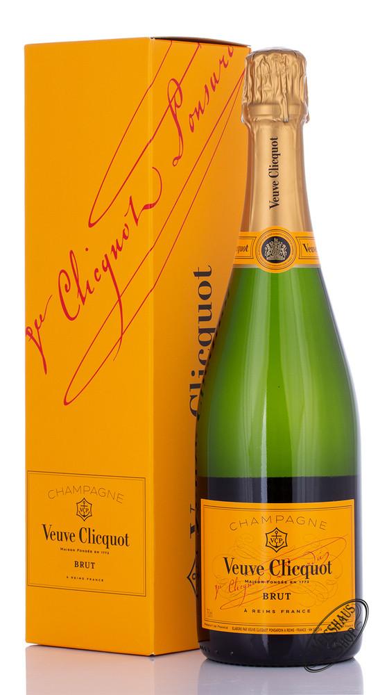 Veuve Cliquot Ponsardin Veuve Clicquot Brut Champagner 12% vol. 0,75l