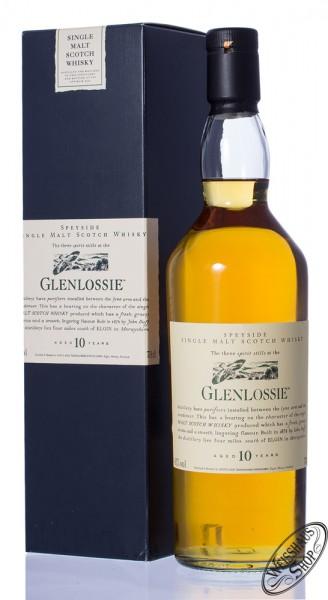 Glenlossie 10 YO Flora & Fauna Whisky 43% vol 0,70l