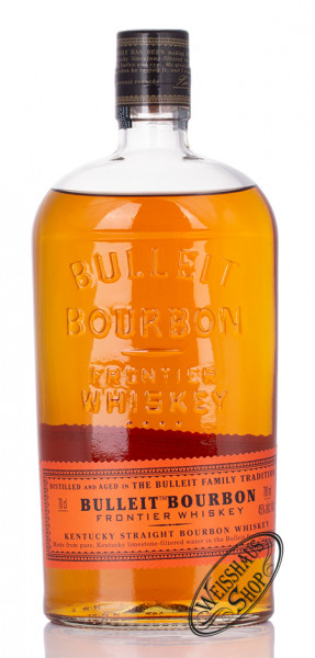 Bulleit Bourbon Whiskey 45% vol. 0,70l