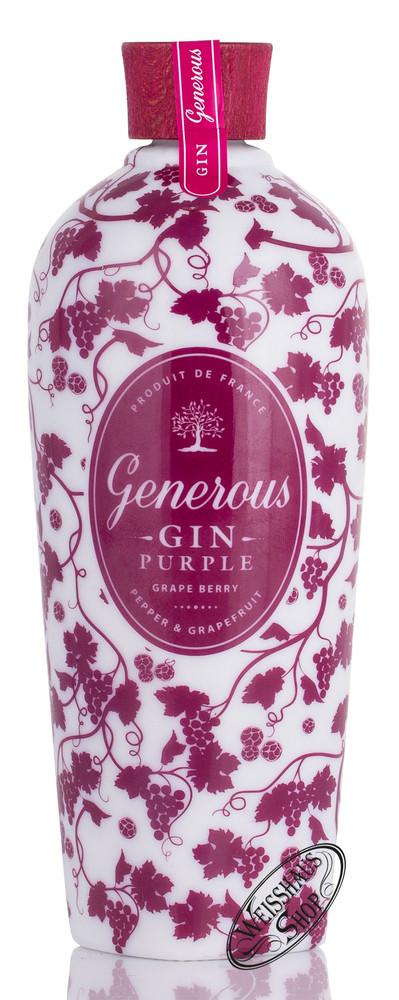 Generous Purple Gin 44% vol. 0,70l
