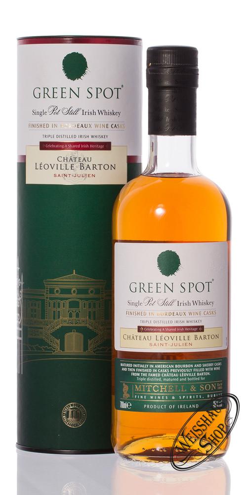 Irish Distillers Green Spot Ch�teau Leoville Barton Irish Whiskey 46% vol. 0,70l