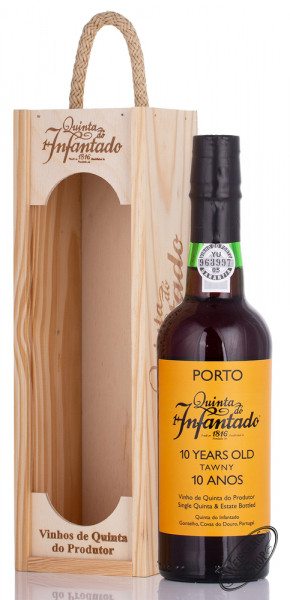 Quinta do Infantado 10 YO Tawny Port 20% vol. 0,375l