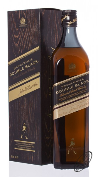 Johnnie Walker Double Black Whisky 40% vol. 0,70l