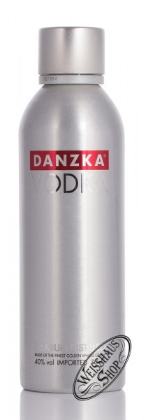 Danzka Vodka 40% vol. 0,70l