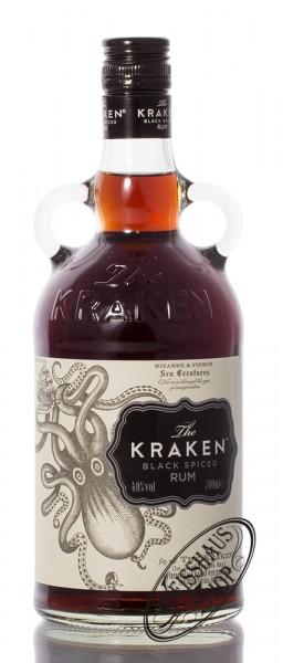 The Kraken Black Spiced 40% vol. 0,70l