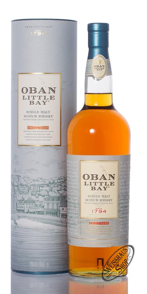 Oban Little Bay Single Malt Whisky 43% vol. 1,0l