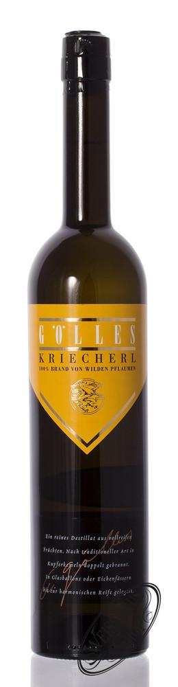 G�lles Kriecherl (Steirische Wildpflaume) Edelbrand 43% vol. 0,70l