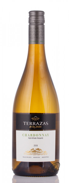 Terrazas de los Andes Chardonnay 2018 14% vol. 0,75l