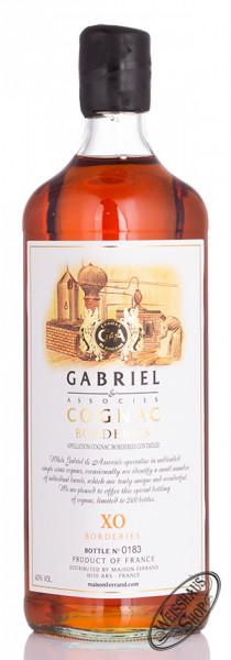 Gabriel & Associes XO Cognac 43% vol. 0,70l