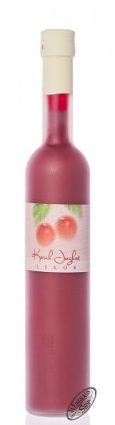 Prinz Joghurt Kirsch Creme Likör 15% vol. 0,50l