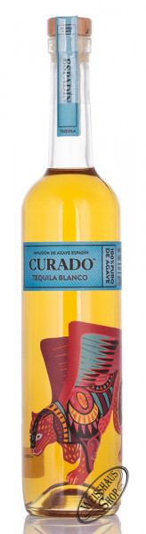 Curado Tequila Espadin 40% vol. 0,70l