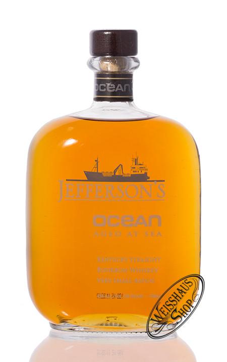 Jefferson's Ocean: Aged at Sea Bourbon Whiskey 45% vol. 0,70l