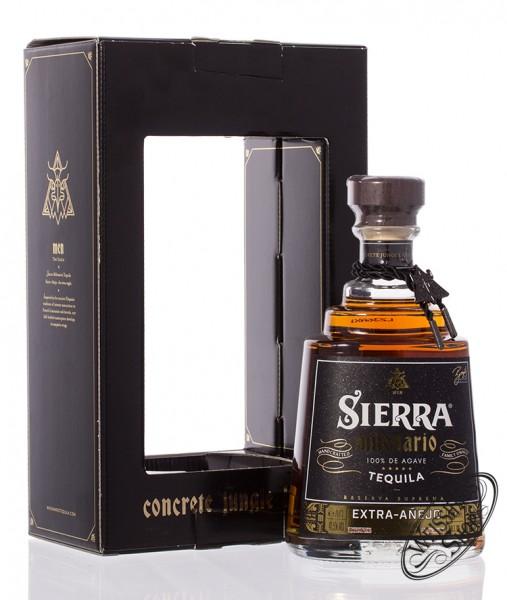 Sierra Milenario Extra Anejo Tequila 41,5% vol. 0,70l