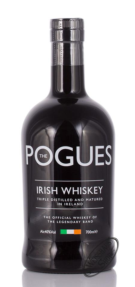 The Pogues Irish Whiskey 40% vol. 0,70l