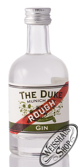 The Duke Rough Gin Miniatur 42% vol. 0,05l