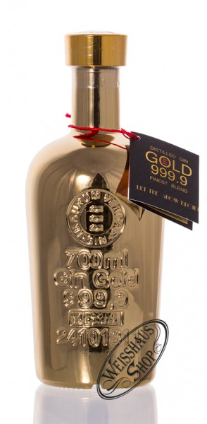 Gin Gold 999,9 40% vol. 0,70l