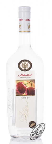 Scheibel Premium Kirschwasser 43% vol. 0,70l