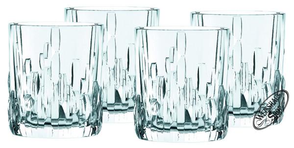 Nachtmann Shu Fa Whisky/Rum Tumbler Set 4 Gläser