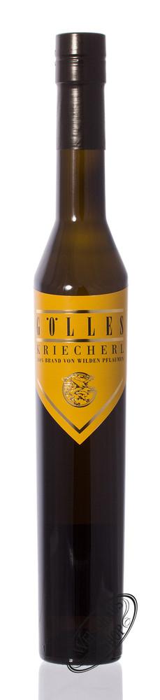 G�lles Kriecherl (Steirische Wildpflaume) Edelbrand 43% vol. 0,35l