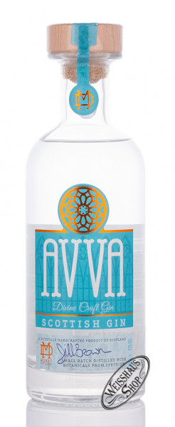 AVVA Scottish Gin 43% vol. 0,70l