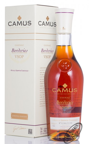 Camus VSOP Borderies Cognac 40% vol. 0,70l
