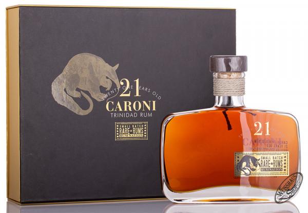 Rum Nation Rare Rum Caroni 21 YO 57,9% vol. 0,50l