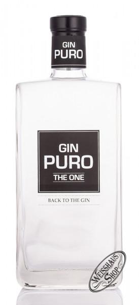 Gin Puro The One 56,3% vol. 0,70l