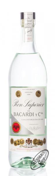 Bacardi Ron Superior Heritage 44,5% vol. 0,70l