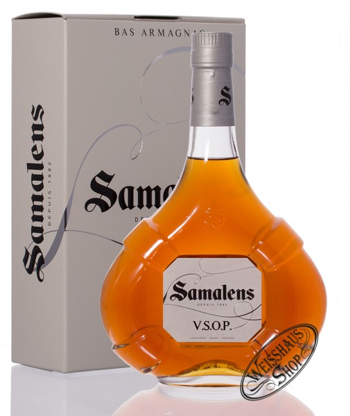 Samalens VSOP Bas Armagnac 40% vol. 0,70l