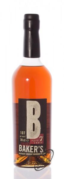 Baker's 7 YO Kentucky Straight Bourbon Whiskey 53,5% vol. 0,70l