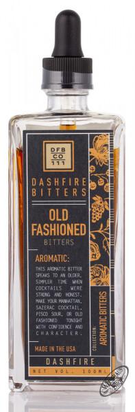 Dashfire Old Fashioned Bitters 40% vol. 0,10l