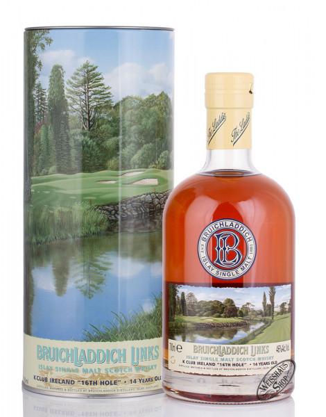 Bruichladdich Links K Club 14 YO Islay Whisky 46% vol. 0,70l